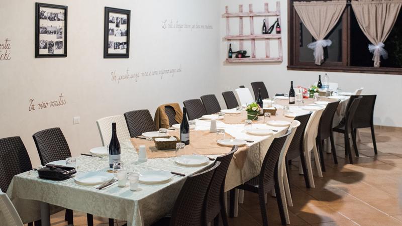 Ristorazione & Banqueting_sala contrasto