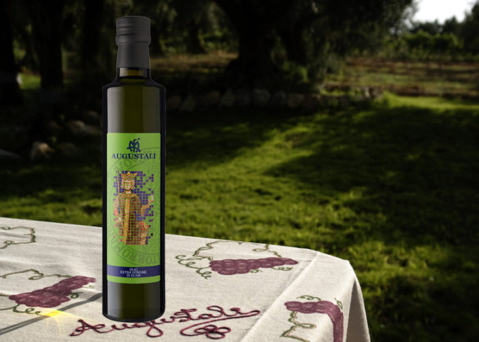 olio fattoria augustali