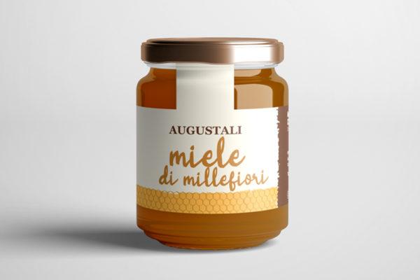 augustali produzione miele di millefiori