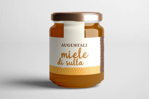 augustali produzione miele di sulla